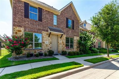 Mckinney Townhouse Active Option Contract: 4301 Pecan Knoll Drive