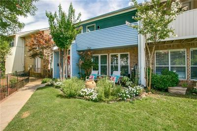 Grapevine Single Family Home Active Option Contract: 1626 Choteau Circle