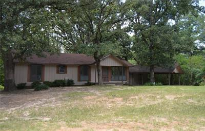 Quitman Single Family Home Active Contingent: 160 County Road 1227