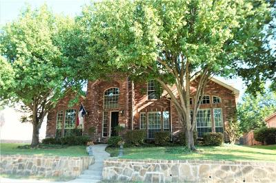 Allen Single Family Home For Sale: 428 Arrowhead Drive