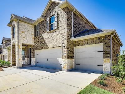 Aubrey Single Family Home For Sale: 3009 Marshall Trail Road