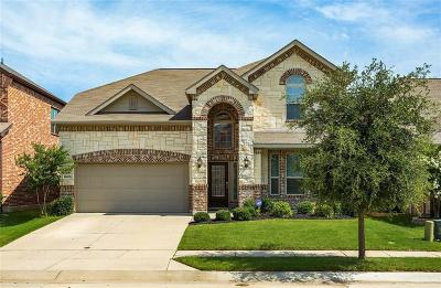 Prosper Single Family Home Active Option Contract: 16405 Toledo Bend Court