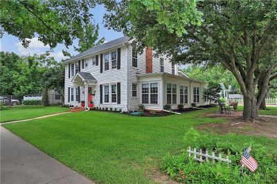 Grayson County Single Family Home For Sale: 605 W Belden Street