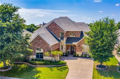 McKinney Single Family Home For Sale: 3312 Bahnman Drive