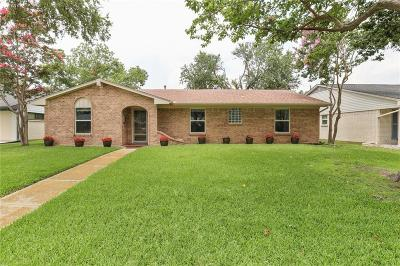Mesquite Single Family Home For Sale: 2221 Anders Drive