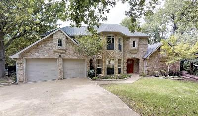 Garland Single Family Home Active Option Contract: 3714 Elmcrest Circle