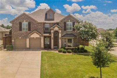 Corinth TX Single Family Home Active Option Contract: $495,000