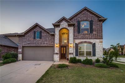 Prosper Single Family Home For Sale: 16633 Amistad Avenue