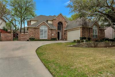 Richardson Single Family Home For Sale: 3504 Springbranch Drive