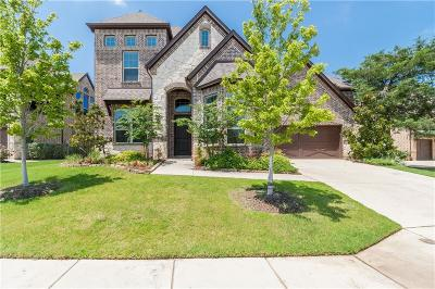 Grapevine Single Family Home For Sale: 1235 Canyon