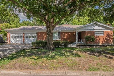 North Richland Hills Single Family Home For Sale: 3504 Orient Drive