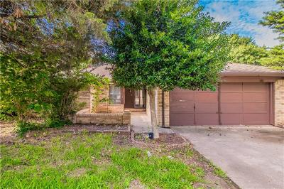 Euless Single Family Home For Sale: 2515 Westpark Way Circle