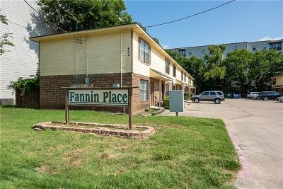 Denton Condo For Sale: 922 Fannin Street #112