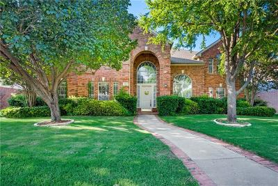 Plano Single Family Home For Sale: 3517 Spring Mountain Drive
