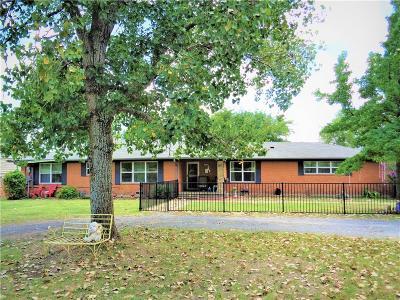 Sherman Single Family Home For Sale: 3800 W Houston Street