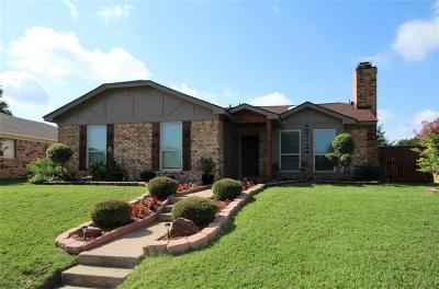 Carrollton Single Family Home For Sale: 2712 E Wentwood Drive
