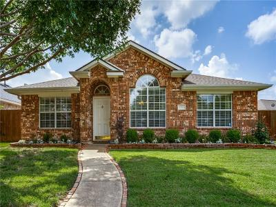 McKinney Single Family Home For Sale: 4703 Redwood Drive