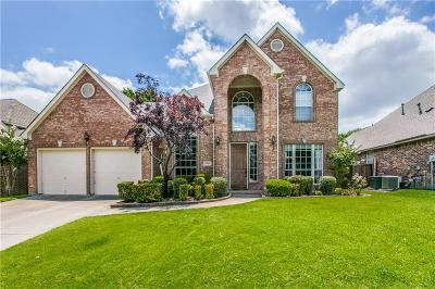 Flower Mound Single Family Home For Sale: 3517 Dresage Court