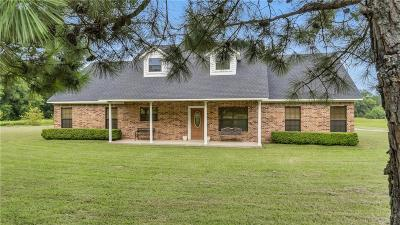 Wills Point Single Family Home For Sale: 1850 Vz County Road 2144