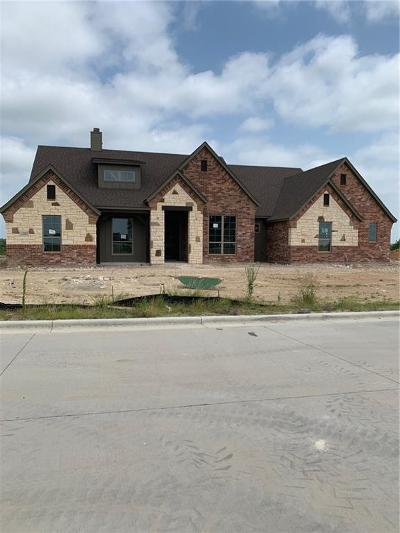 Weatherford Single Family Home For Sale: 2200 Vanderbilt