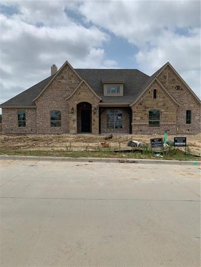 Weatherford Single Family Home For Sale: 2109 Vanderbilt