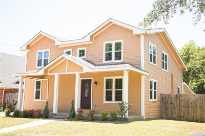 McKinney Single Family Home For Sale: 503 W Leland Avenue