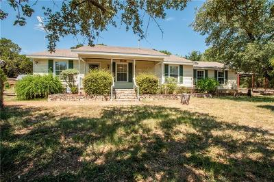 Granbury Single Family Home For Sale: 805 Rock Harbor Drive