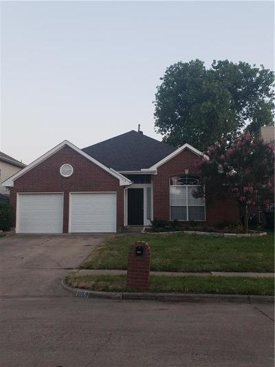 Flower Mound Single Family Home For Sale: 1913 Brook Lane