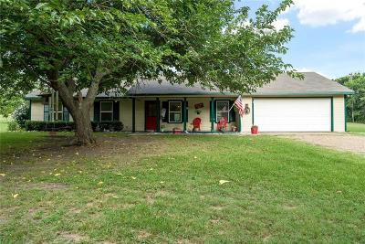Grayson County Single Family Home Active Option Contract: 355 Mary Fitch Road