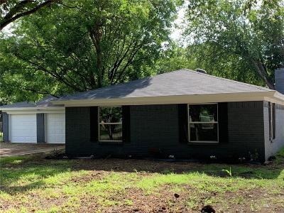 Fort Worth Single Family Home For Sale: 4909 Ben Day Murrin Road