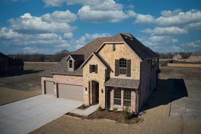 Blue Ridge Single Family Home For Sale: 734 Arbor Hills Trail