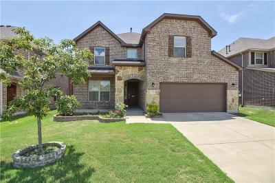 Little Elm Single Family Home For Sale: 713 Calliopsis Street