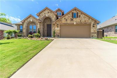Burleson Single Family Home For Sale: 1220 Woodlawn Avenue