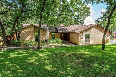 Joshua Single Family Home For Sale: 1205 Caddo Peak Trail