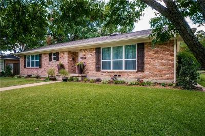 Single Family Home For Sale: 6208 E University Boulevard