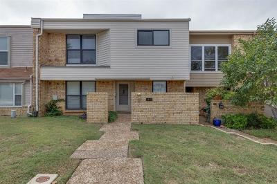 Grapevine Residential Lease For Lease: 1612 Choteau Circle