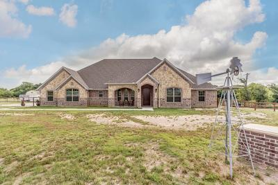 Archer County, Baylor County, Clay County, Jack County, Throckmorton County, Wichita County, Wise County Single Family Home Active Option Contract: 148 Haven Court