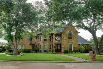 Colleyville Single Family Home For Sale: 3303 Queensbury Way W