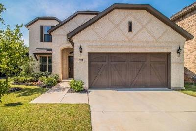 Keller Single Family Home For Sale: 3068 Crestwater Ridge