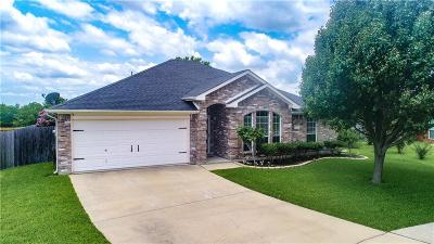 Midlothian Single Family Home For Sale: 1550 Teal Way