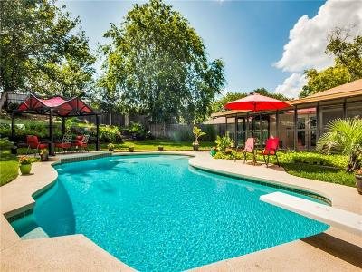 Irving Single Family Home Active Option Contract: 1745 Caddo Drive