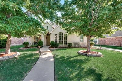 Frisco Single Family Home For Sale: 2147 Sleepy Hollow Trail