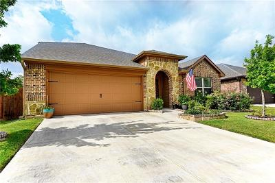 Fort Worth Single Family Home For Sale: 817 Woodmark Drive