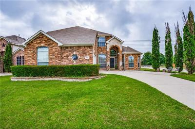 Allen Single Family Home For Sale: 829 Redbud Drive