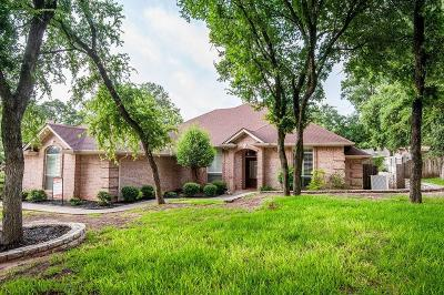 Granbury Single Family Home For Sale: 6319 Westover Drive