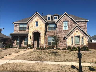 Garland Single Family Home For Sale: 1705 Regents Park Court