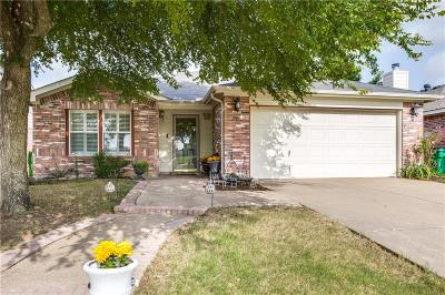 McKinney Single Family Home For Sale: 2513 Mesa Valley Drive