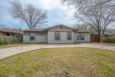 Single Family Home For Sale: 3134 Royal Lane