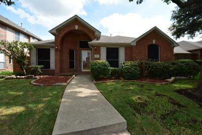 The Colony Residential Lease For Lease: 3733 Cottonwood Springs Drive