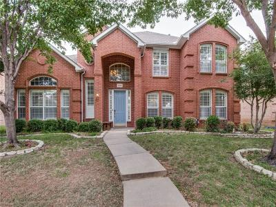 Carrollton Single Family Home Active Option Contract: 1524 Eaglepoint Drive